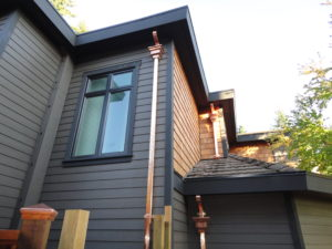 Gutter systems to accent your home